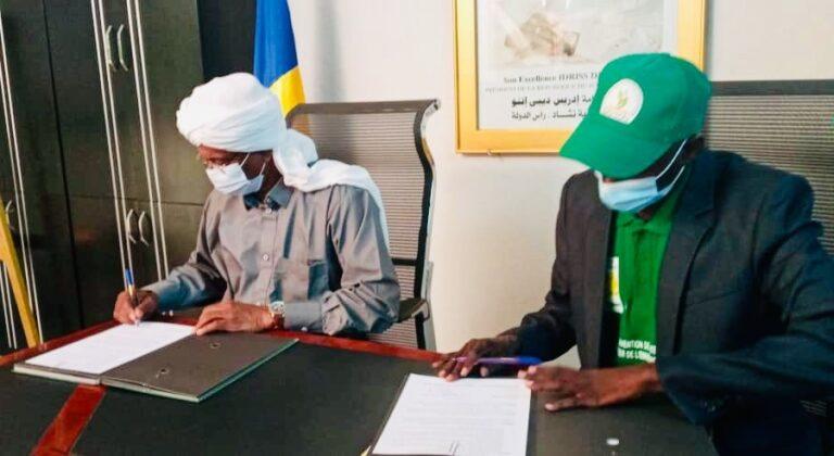 Tchad : Le ministère de l'Environnement et l'ONG Sahkal s'engagent à lutter pour la préservation de l'environnement