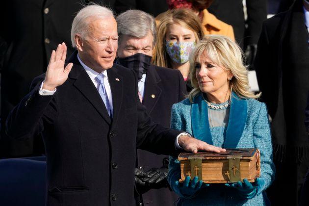 Joe Biden est investi président des États-Unis