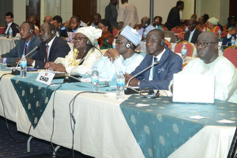 Le Tchad présente un rapport cumulé au 65ème Session ordinaire de la Commission africaine des droits de l'Homme et des Peuples