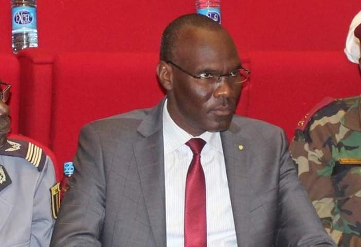 """الجنرال """"عثمان باسي لوقما"""" المدير العام الجديد للشرطة الوطنية"""