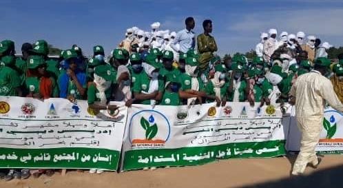 Tchad :  l'Ong Shakal  dit halte à l'avancée du désert dans le Barh El Ghazal !