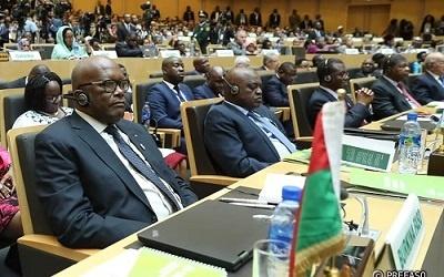 Afrique : ouverture par visioconférence, du 13ème sommet extraordinaire de l'UA consacré à la Zone de libre-échange continentale