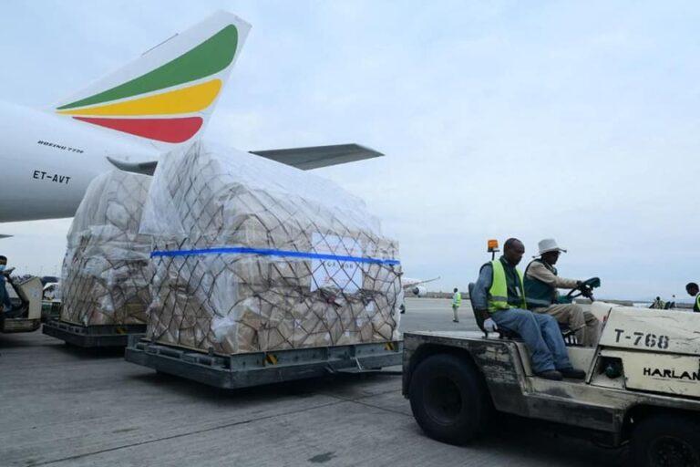 Coronavirus : la Chine ravitaille le Tchad en matériel médical
