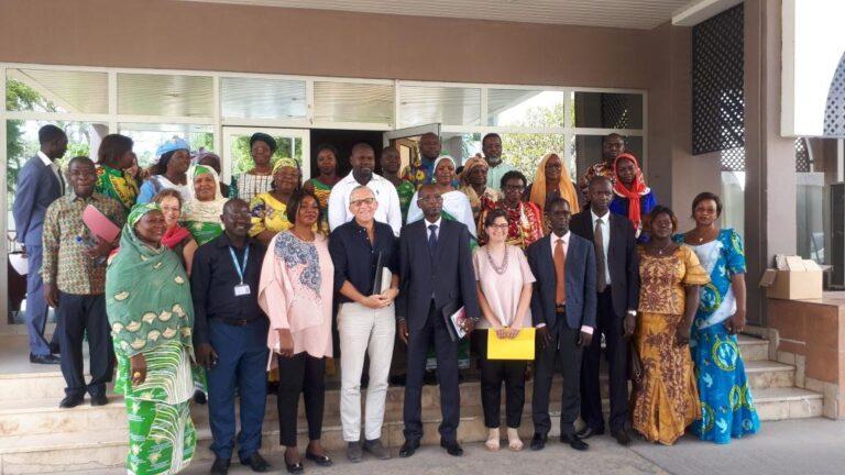 Tchad : ACRA et les Organisations de la société civile lancent un projet pour  lutter contre les violences de genre