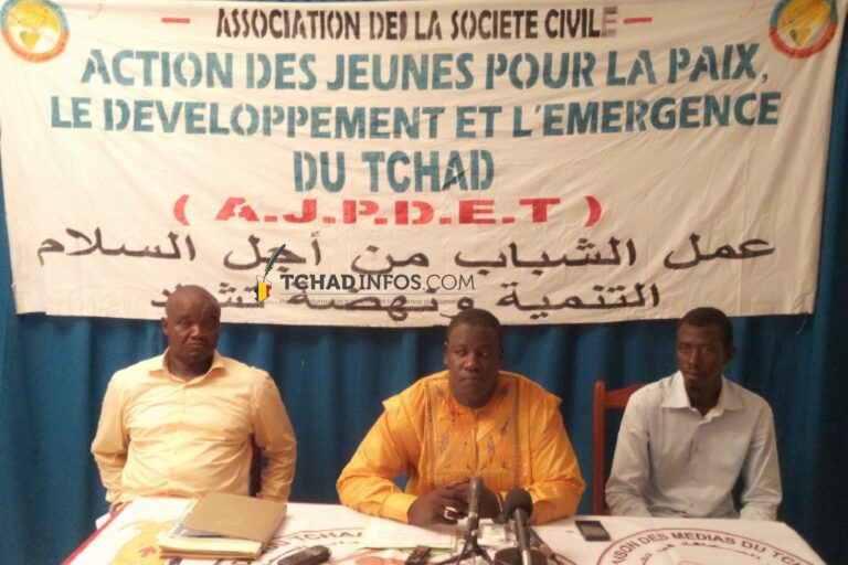 Tchad : violence zéro en milieu scolaire, l'AJPDET veut y croire