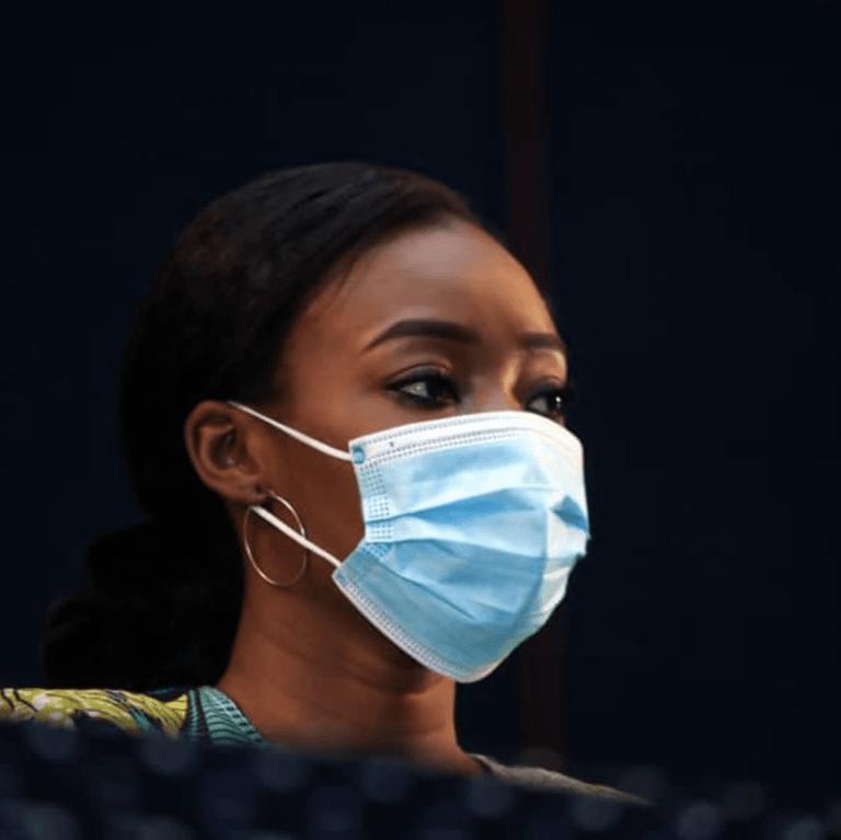 Coronavirus : son mari testé positif, Amina Priscille Longoh se met à l'isolement