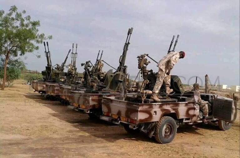 """Tchad/bilan des raids : 250 """"terroristes"""" arrêtés dont 4 chefs principaux selon l'armée"""