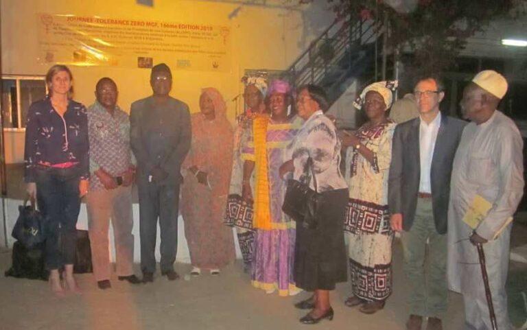 Société : L'ARCEPC continue sa campagne pour la tolérance zéro aux mutilations génitales féminines