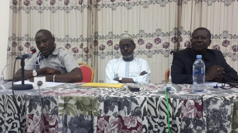 Repli identitaire : leaders religieux et étudiants plaident pour la cohabitation pacifique au sein des universités