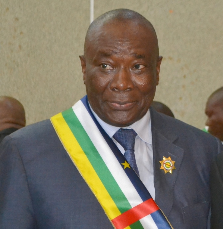 RCA : le président de l'Assemblée nationale demis de ses fonctions