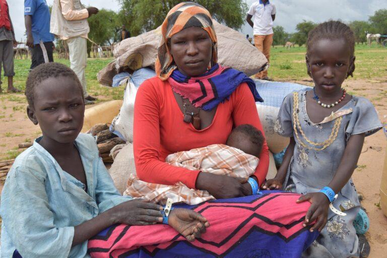 Tchad : 2 500 nouveaux réfugiés soudanais cherchent la sécurité