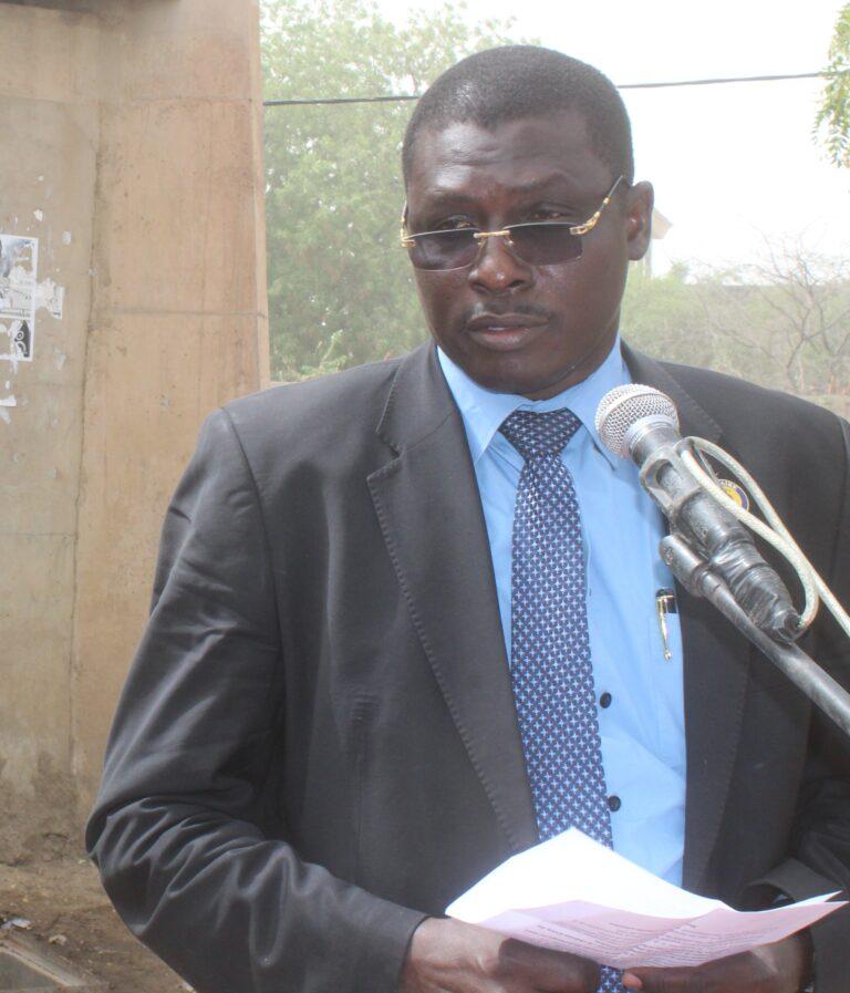 Commune du 7e : le maire Ahmat Guemé suspendu de ses fonctions