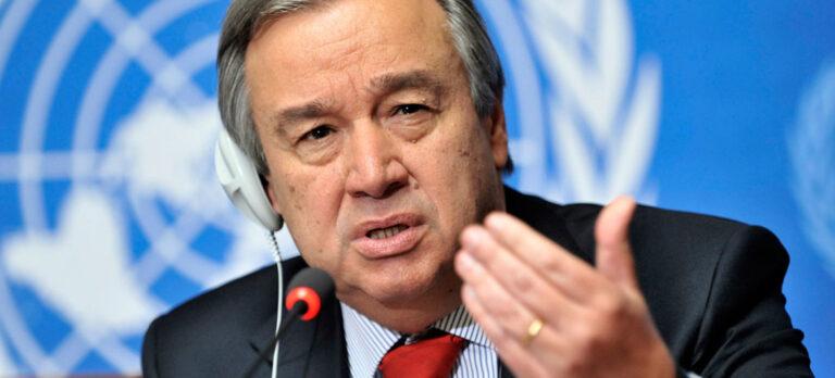 Journée de la jeunesse : Antonio Guterres se dit déçu de l'éducation des jeunes