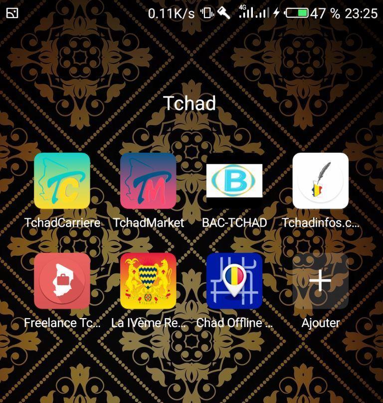 Technologie : découvrez les 5 applications mobiles tchadiennes les plus téléchargées sur Play Store
