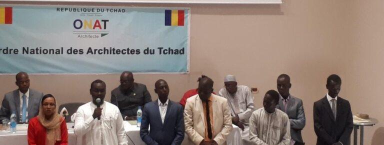 Tchad : l'Ordre national des architectes tchadiens s'agrandit et se professionnalise davantage