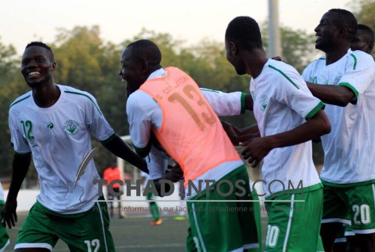 Football : As coton Tchad fait un sans faute à N'Djamena