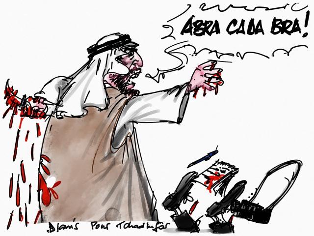 Affaire Khashoggi : acculé, Ryad a craqué
