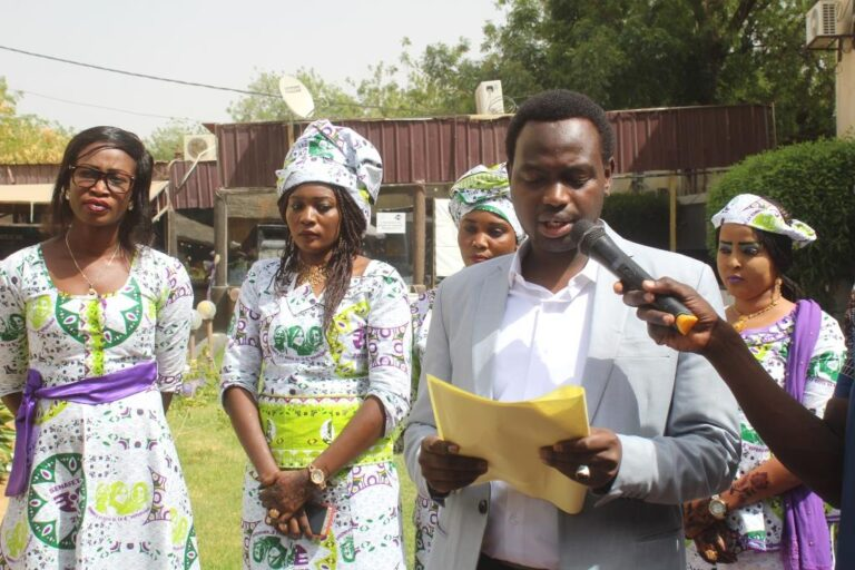 Tchad : « l'Etat doit assurer la défense des droits des femmes dans tous les domaines », Mahamat Oumar Bahar