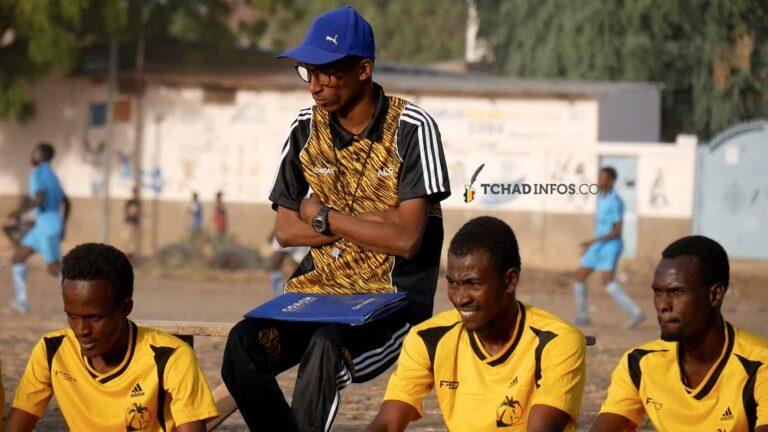 VIDEO. Abakar Moussa Kalle, le paralytique au rêve d'entraîneur professionnel