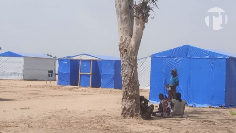 """Tchad : les sinistrés dénoncent """"le détournement et la discrimination dans la distribution des vivres"""""""