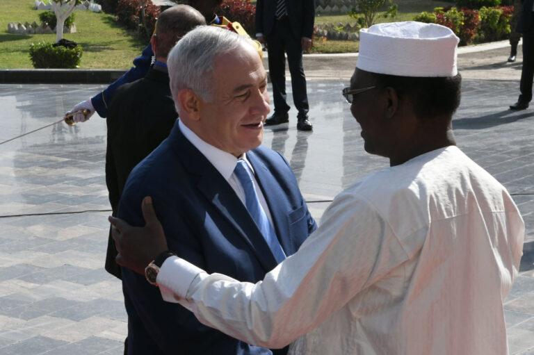 Suivre en direct la visite du PM israélien Benjamin Netanyahou au Tchad