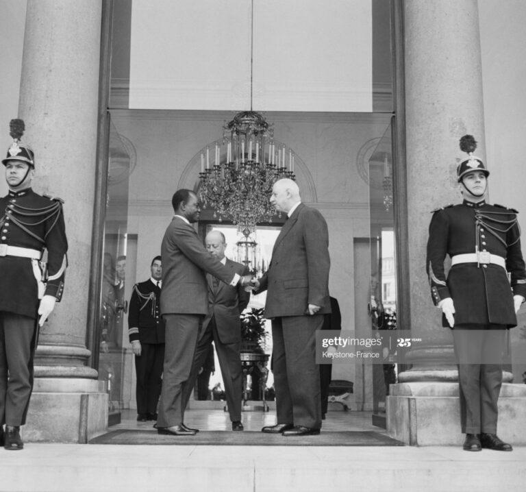 """""""De Gaulle est l'une de ces figures emblématiques de l'histoire tchado-française"""", Dr Arnaud Digammadji"""