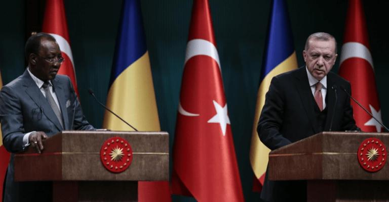 Idriss Déby Itno – Erdogan : de quoi ont-ils parlé ?