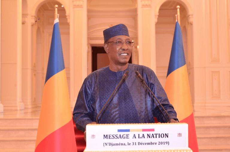 Message à la nation : « la lutte contre le détournement des deniers publics va s'intensifier… », avertit  Déby