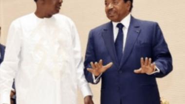 Disparition du Maréchal Déby : Paul Biya déplore une «immense perte»