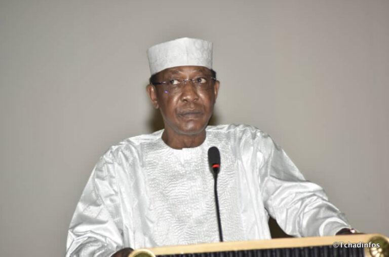 Tchad : Deby prend acte de la réduction à 40 ans de l'âge d'éligibilité au poste de président de la république