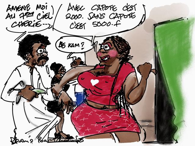 Tchad: prostitution juvénile à Kabalaye, manne ou malédiction ?