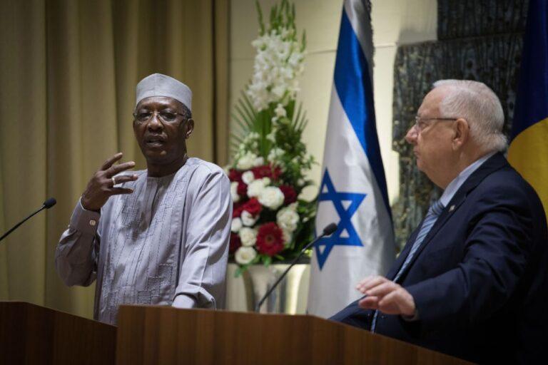 Tchad/Israël: Benyamin Netanyahou annoncé à N'Djamena