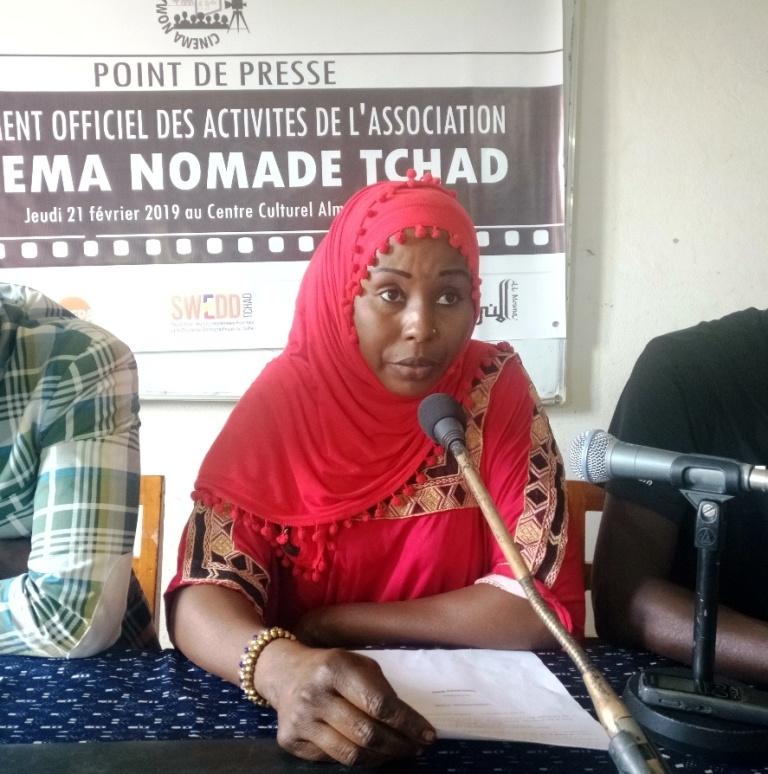 Culture : Cinéma nomade Tchad, une association pour éduquer à travers le cinéma