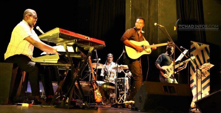 Culture : Djim Radé enflamme ses mélomanes avec le jazz made in Tchad