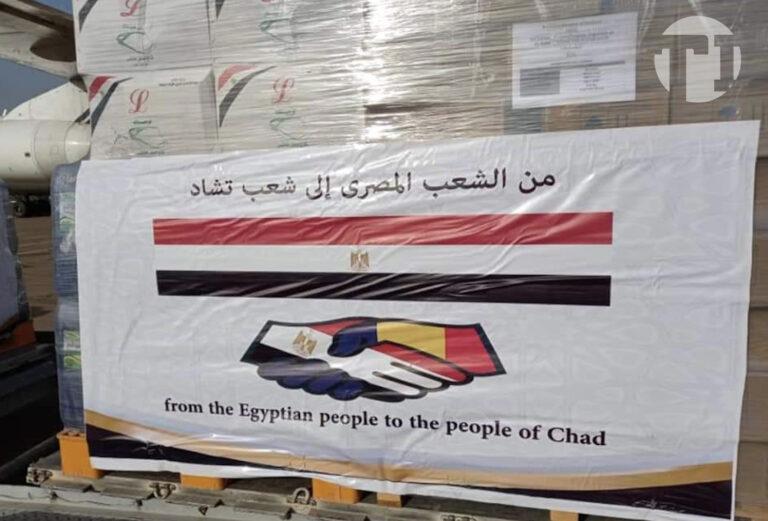 Coronavirus: du matériel médical offert par l'Egypte bloqué par la Douane à l'aéroport de N'Djamena