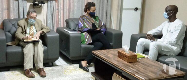 Tchad : le ministre de l'économie, plaide auprès des USA, pour l'accès aux financements importants