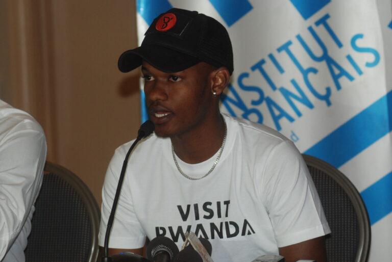 Le chanteur rwandais Buravan en concert le 27 février à N'Djamena