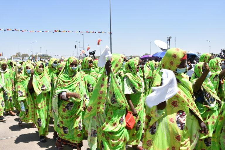 Journée des droits des femmes : les femmes de N'Djamena à l'honneur