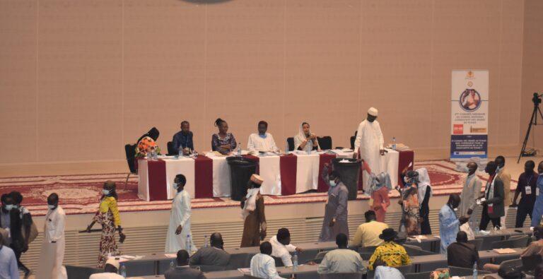 Congrès CNCJ : les opérations de vote aux différents postes se déroulent dans le calme