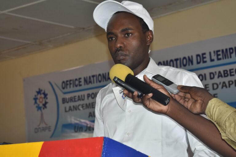 Tchad: l'ONAPE lance son programme d'appui aux diplômés sans expérience à Abéché