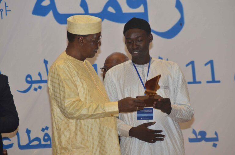 Tchad numérique: le projet Kadja Health, Grand prix de Tchad numérique Awards
