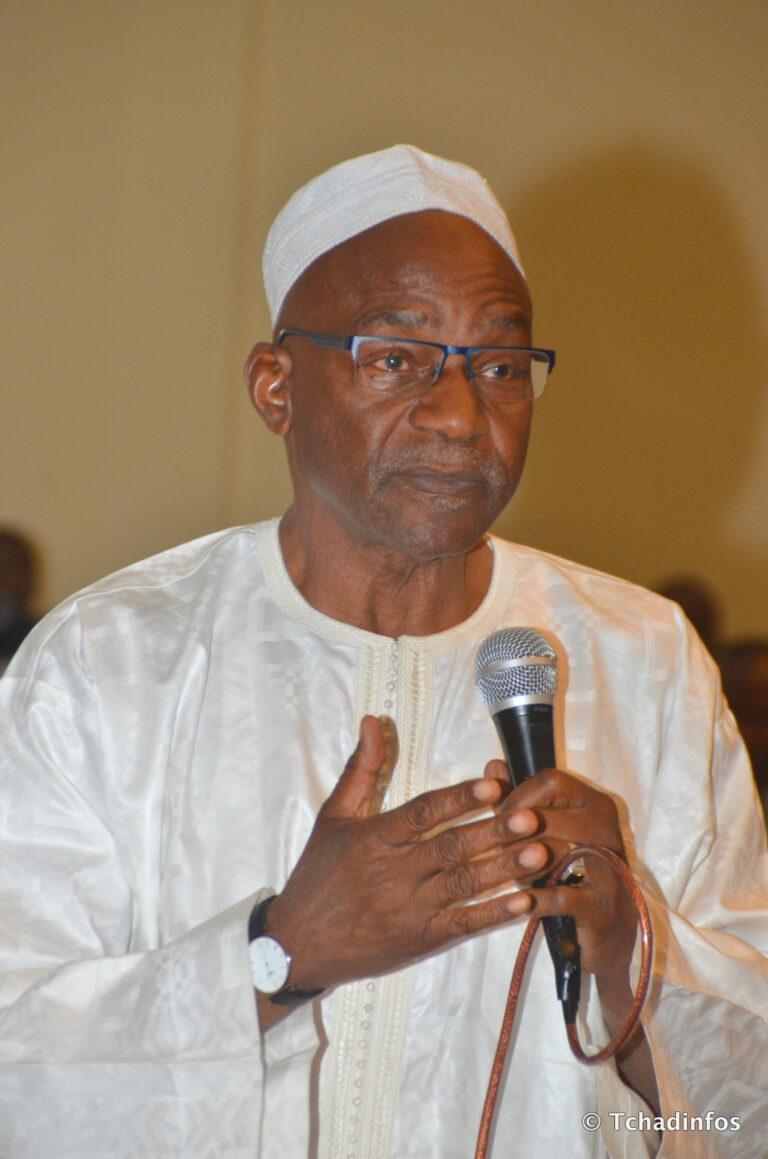 Tchad: la réaction de Saleh Kebzabo par rapport au poste de  vice-président et l'âge pour être candidat à la présidentielle