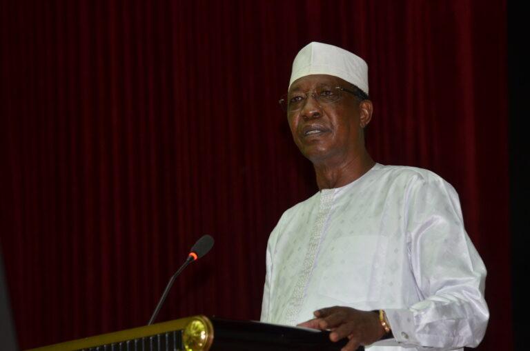 2e forum inclusif : le président Deby s'excuse pour le retard causé par le coronavirus