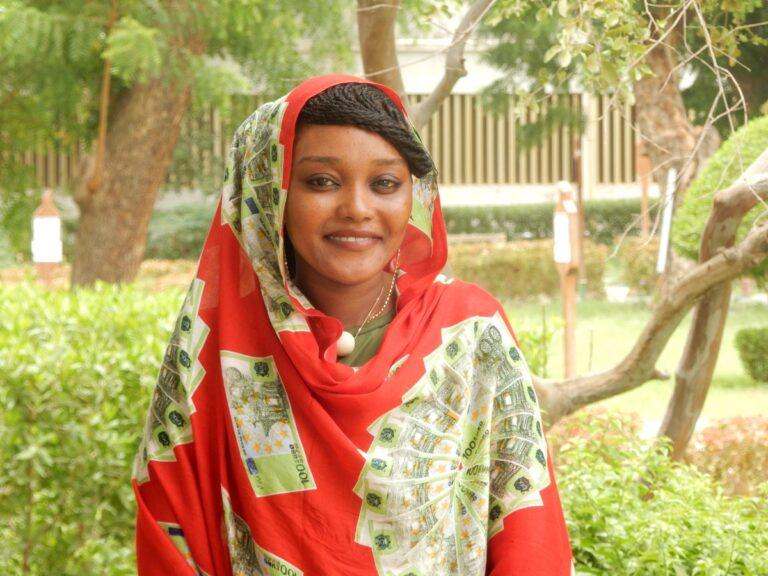 Zenab Orti, l'héroïne des internautes tchadiens ?