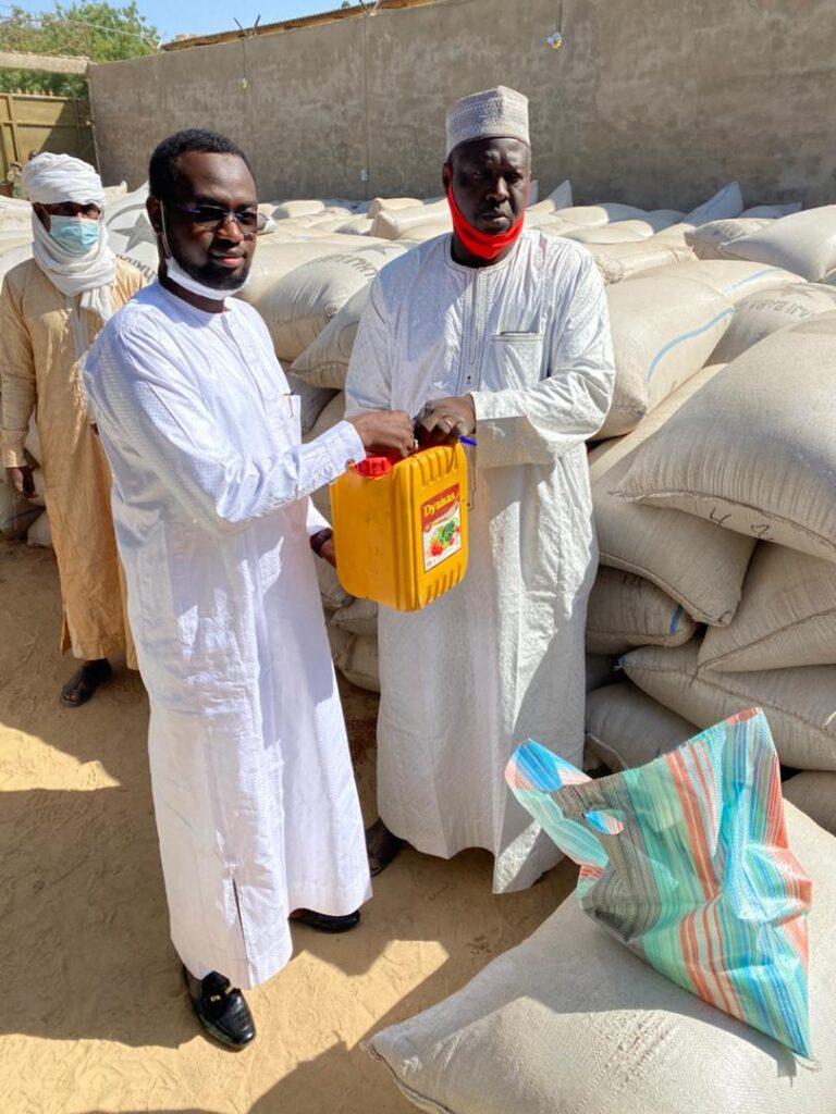 Coronavirus : 2.583 chauffeurs de minibus et taxis reçoivent des kits alimentaires