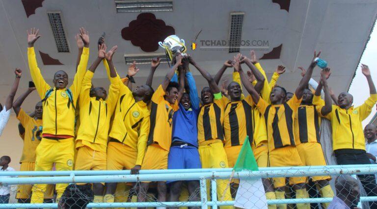 Football: Elect Sport, champion du Tchad pour la deuxième fois