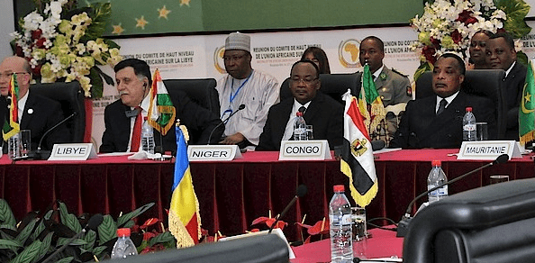 Denis Sassou N'Guesso organise un sommet sur la crise libyenne