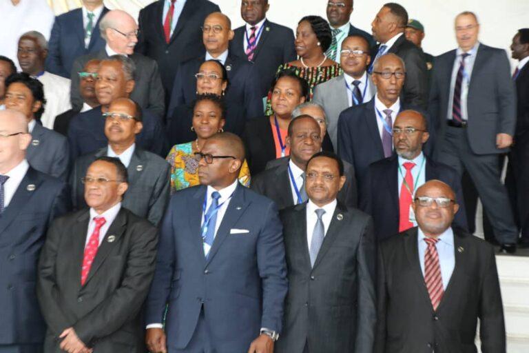 UA : le conseil exécutif tient sa 36e session ordinaire