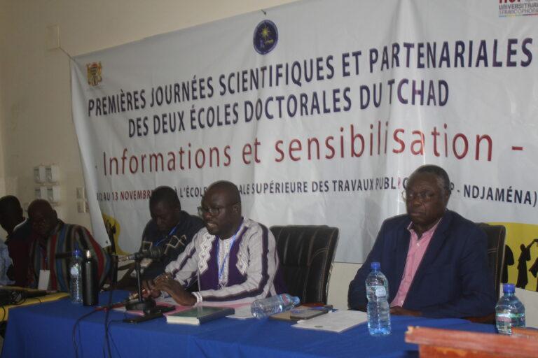 Tchad : les autorités vulgarisent les écoles doctorales