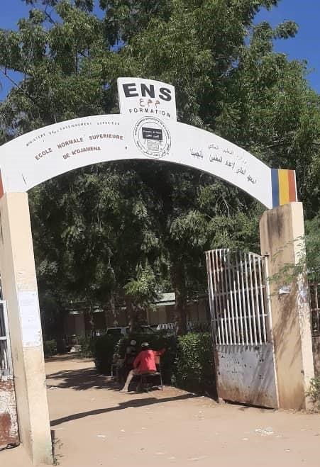 Tchad : les élèves de l'ENS ont cadenassé les portes de leur administration